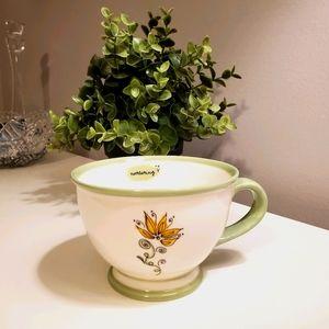"""Starbucks floral cup, """"nurturing"""", 10 oz, …"""